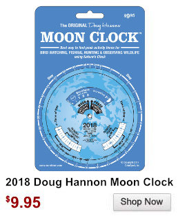 Doug Hannon Moon Clock 2018